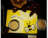 Beeswax and Honey Lip Balm