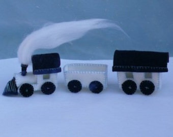 Winterwonderland express - DIY kit