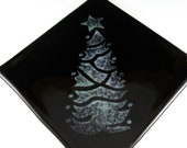 X'mas tree in black