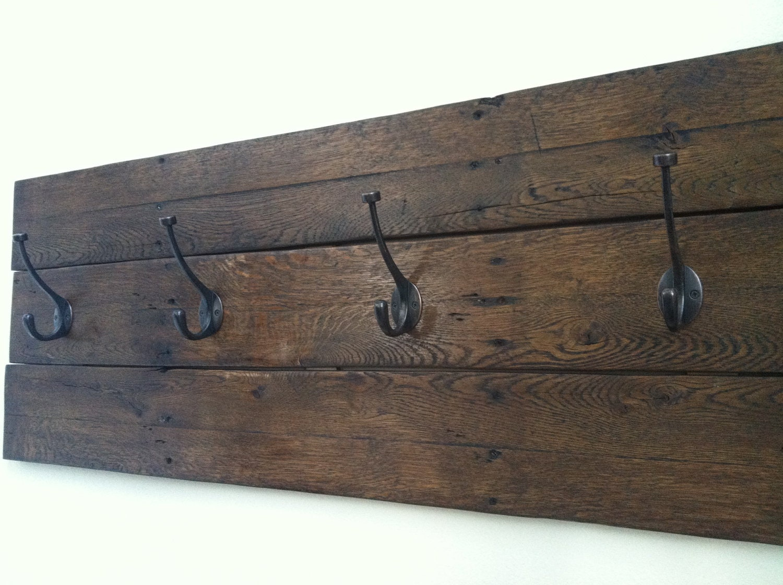 Reclaimed Wood Coat Rack. ◅. ▻. Reclaimed Wood Coat Rack; Reclaimed Wood  Coat Rack; Reclaimed Wood Coat Rack; Reclaimed Wood Coat Rack - Reclaimed Wood Coat Rack