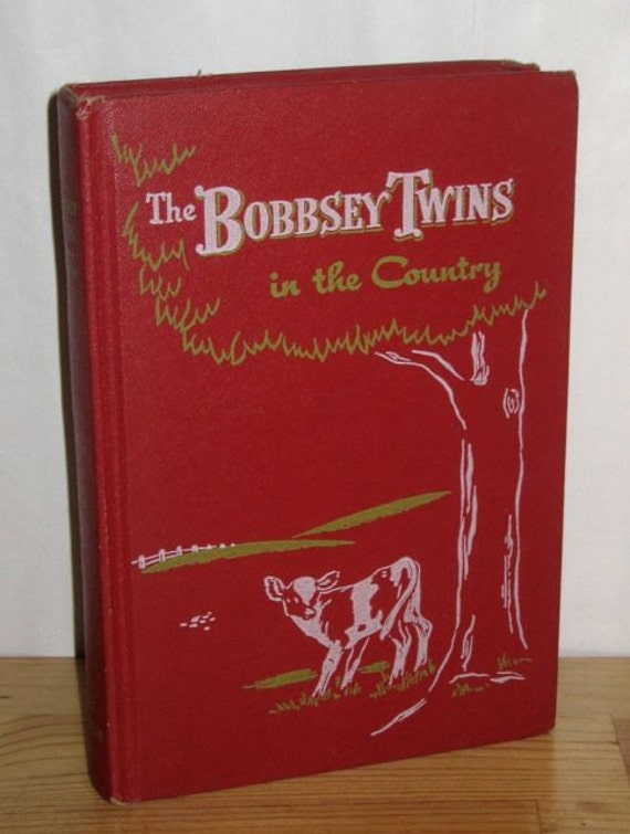 The Bobbsey Twins In The Country 1950 Laura Lee