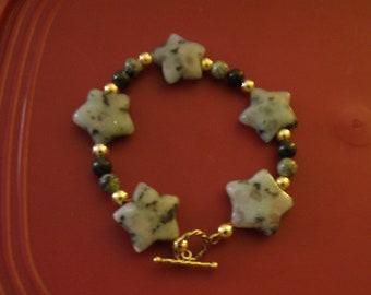 Jade Star Bracelet