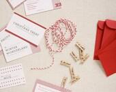 SALE / Advent Calendar / Scripture Cards & Daily Activity Ideas