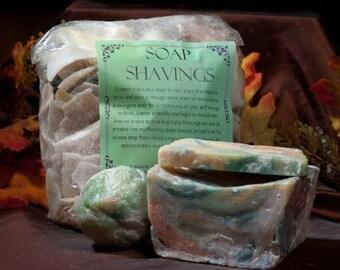 Soap Shavings