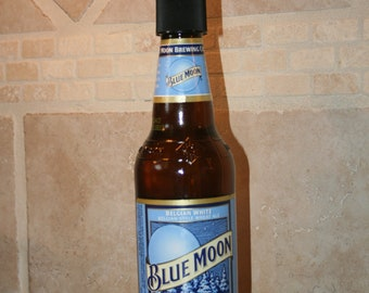 """Blue Moon """"Belgian White"""" Liquid Hand Soap Dispenser"""