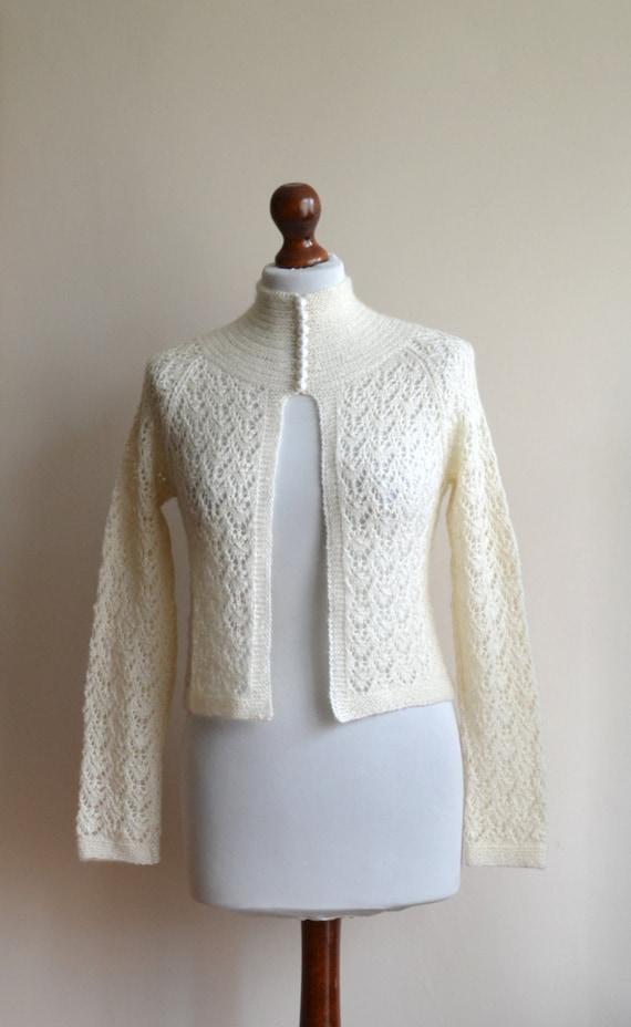 Cardigan Wrap Sweater