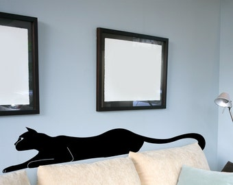 Panther 2 - Wall Decal - Free shipping