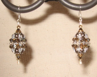 Enchanted Beaded Gazebo Earrings