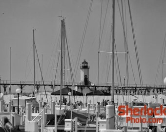 Michigan City East Pierhead Lighthouse - Image 03011
