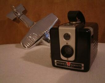 Vintage. Kodak Brownie Hawkeye Flash Model Camera