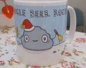 Jingle Bell Rock Mug - Perfect stocking filler for Tea Drinkers :-)