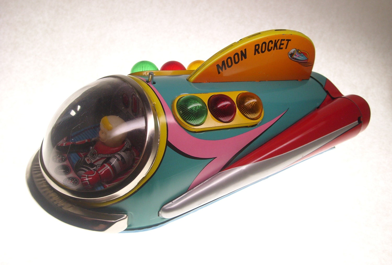 vintage moon rocket modern toys japan 's - 🔎zoom
