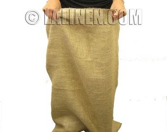 LA Linen Burlap Potato Sacks 23 Inches X 40 Inches.