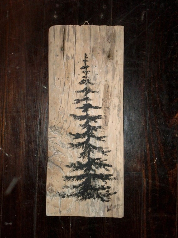 Reclaimed Barn Wood Art Wall Hanging by by ...