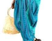 Latesst designer Cottan Handloom Weaved Multi Color Harem Legging Salwar pants