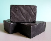 Activated Charcoal Exfoliating Soap - All Natural