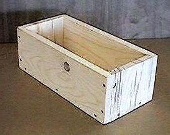 """4200-15 A Straight front natural pine planter 7""""w x 5"""" h x 15"""" long"""