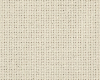 "14 Count Aida Cloth - Natural, 60"" By The Yard"