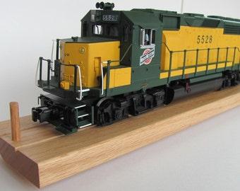 Train Shelves Model Railroad O Gauge ShelfTrax Quantity Of 4