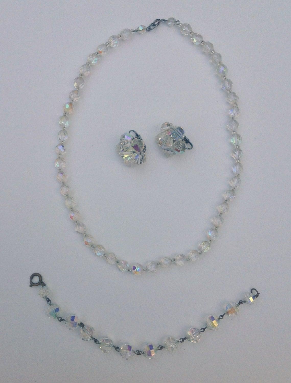 Aurora Borealis Vintage Jewelry 85