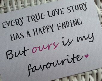 Every True Love Story...