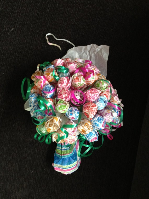 Items similar to Candy bouquet dance recital gift on Etsy