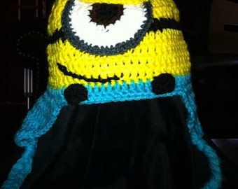 Yellow Man Hat (Minion designed after Despicable Me)