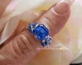 Sapphire Blue Swarovski C...