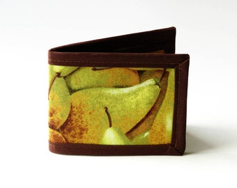 Pears Billfold - Vegan Friendly Wallet