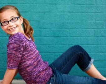 Tiny Dancer, Jr. Girl's Sweater