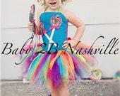 Candyland LollipopTutu Sk...