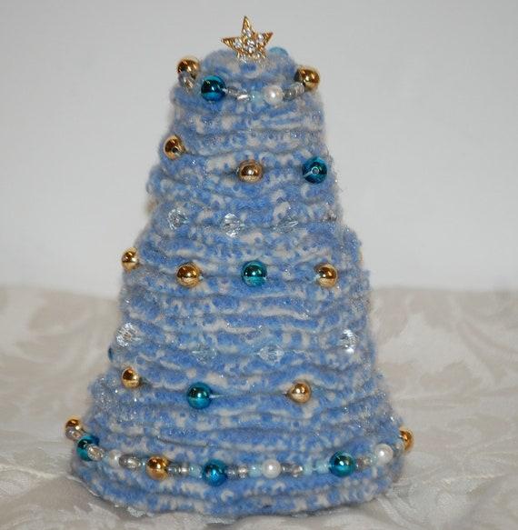 Christmas Tree Felted Wool Christmas Tree Christmas decoration  SALE