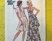 Butterick Pattern 3754 Size 14 Misses' Dress & Jacket