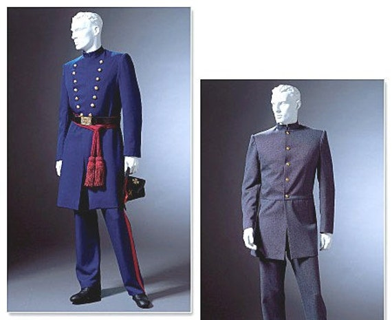 Civil War Clothing Men Mens Civil War Costume Pattern