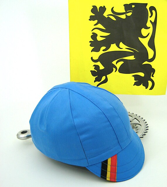 King Of The Ardennes Cycling Cap