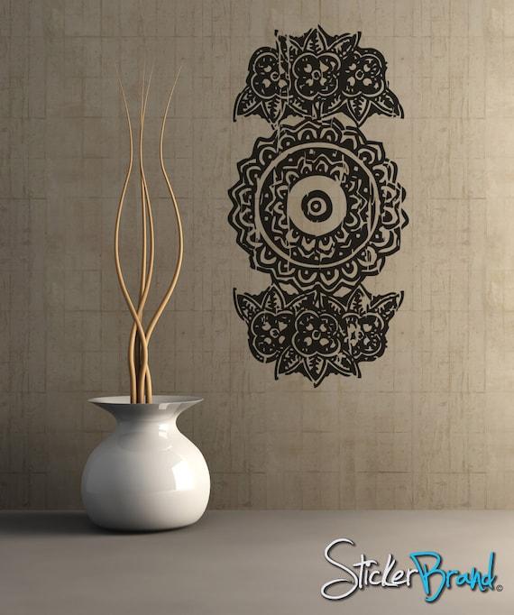 vinyl wall decal sticker moroccan 3 osaa116b moroccan tile wall decals home d 233 cor wall decals