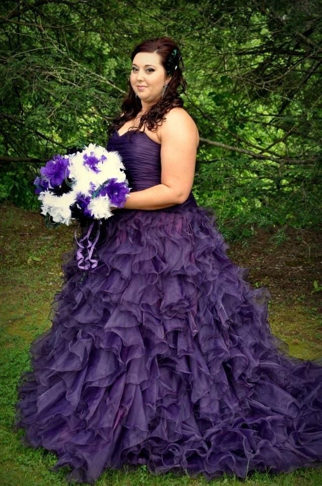 Purple Wedding Dresses For  : Chandeliers pendant lights