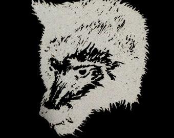 A.T.W.A. / A.T.W.A.R. Wolf Ferae Naturae patch