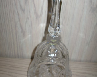 Crystal Bell Pattern Byrdes Hofbauer Crystal Co. 1980