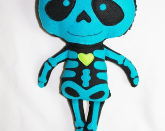 Mr. Bones by Knittin' Around