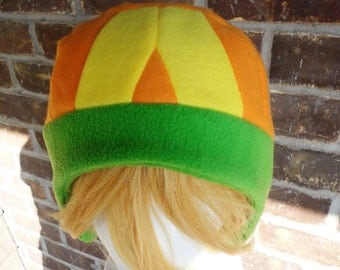 Aquaman Hat - Fleece Hat Adult, Teen, Kid - A winter, nerdy, geekery gift!