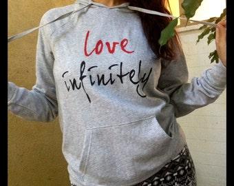Love Infinitely Pullover Hoodie