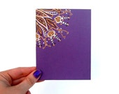 Custom Note Cards Design Your Own Greeting Cards- Set of 5  - You Choose The Colors and Theme