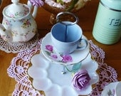 Rose High Teacup stand.