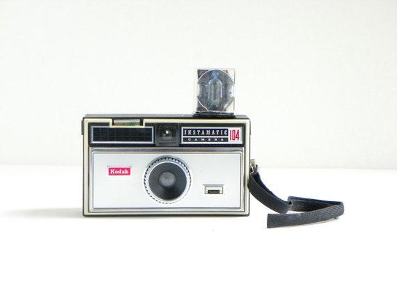 Vintage Kodak Camera - Instamatic 104 w/box