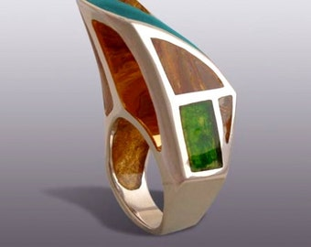 Tribute To Frank Gehry   RING
