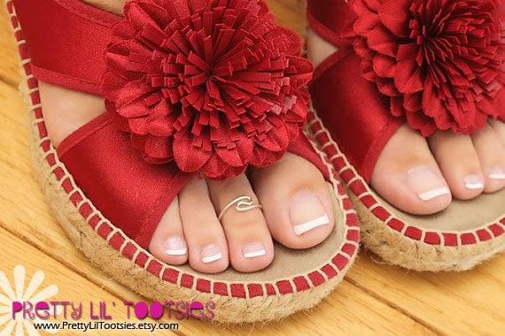 Lil Twist Toe Ring