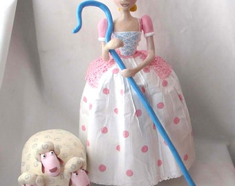 Toy Story Bo Peep and Her Sheep Replica