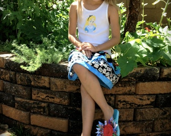 ALICE In Wonderland tank top dress