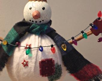 Primitive Snow-Ball-Man Patches